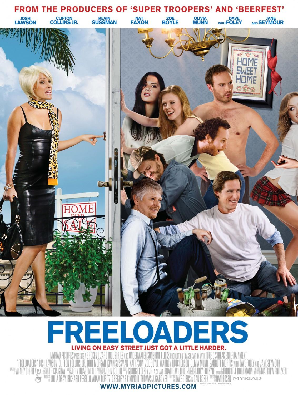 მუქთახორები - Freeloaders (2012)
