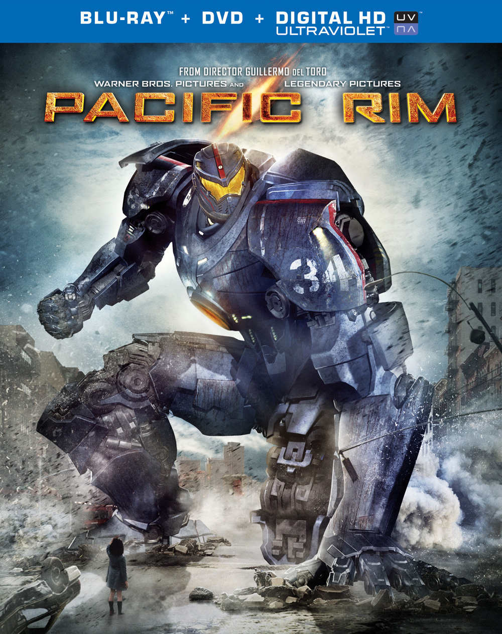 [Blu-Ray Review] 'Pacific Rim' is absolutely amazing, the ... Pacific Rim 2013