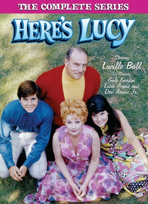 Here S What Kylie Jenner Lipstick Looks Like On: 'Here's Lucy: The Complete Series'; The Massive Box Set