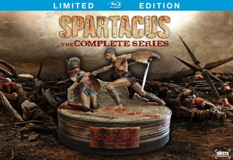 Spartacus.The.Complete.Series-LIMITED.BluRay-Cover