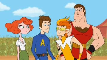 """""""The Awesomes"""""""