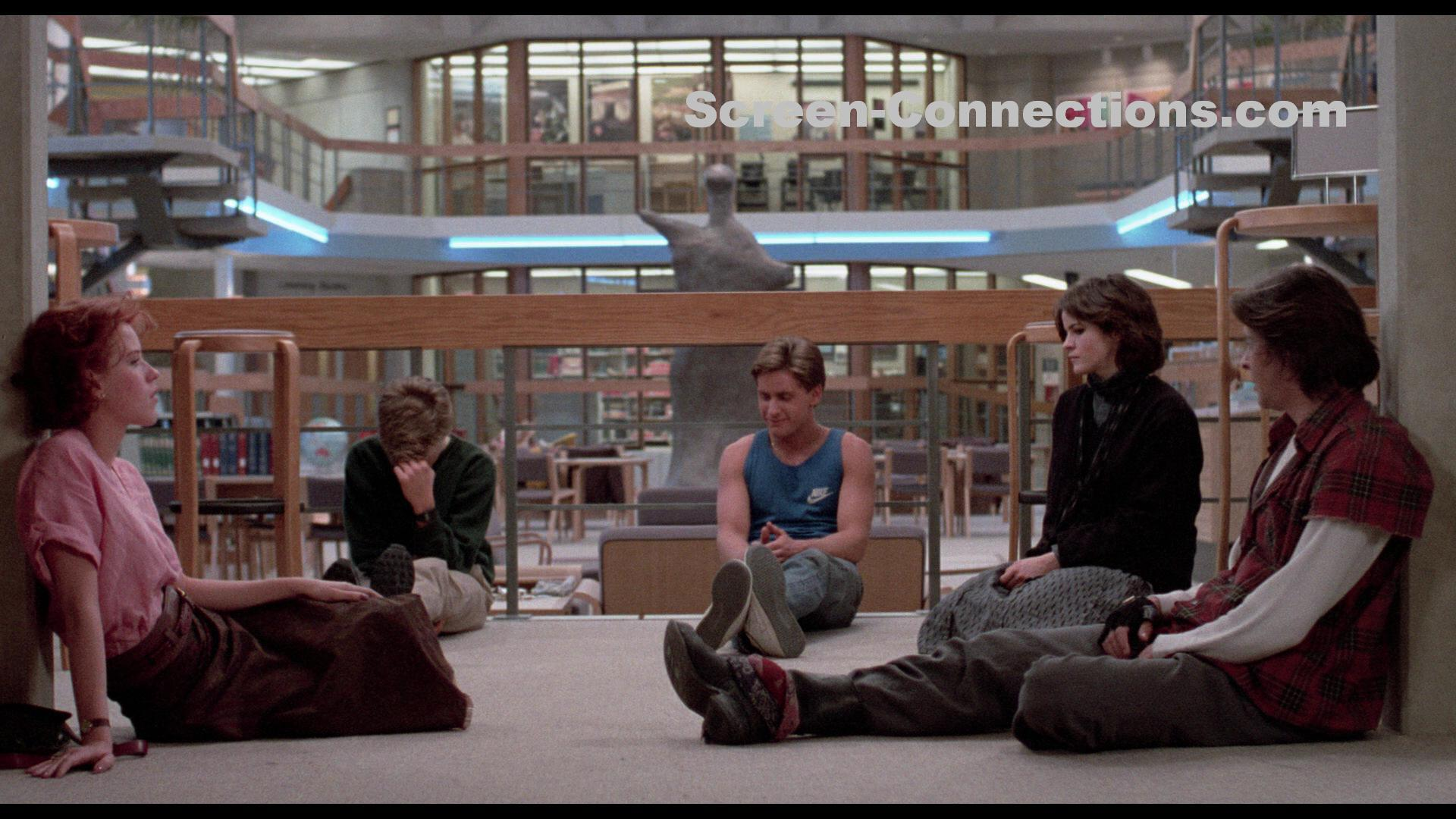 a review of the movie the breakfast club The iconic brat-pack movie may be three decades old the early films of the breakfast club director didn't just speak to me, they were about my home town.