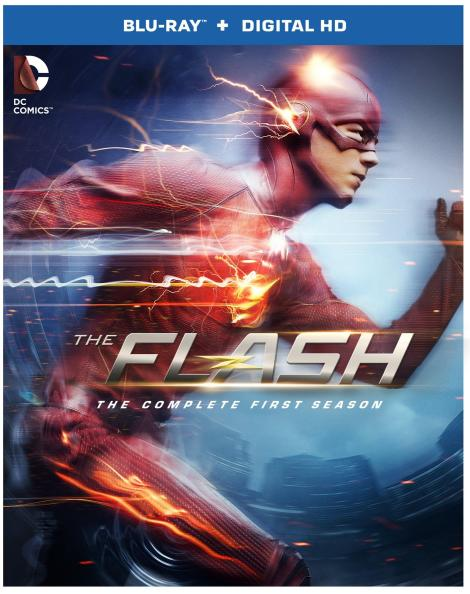 The.Flash.Season.1-Blu-Ray-Cover