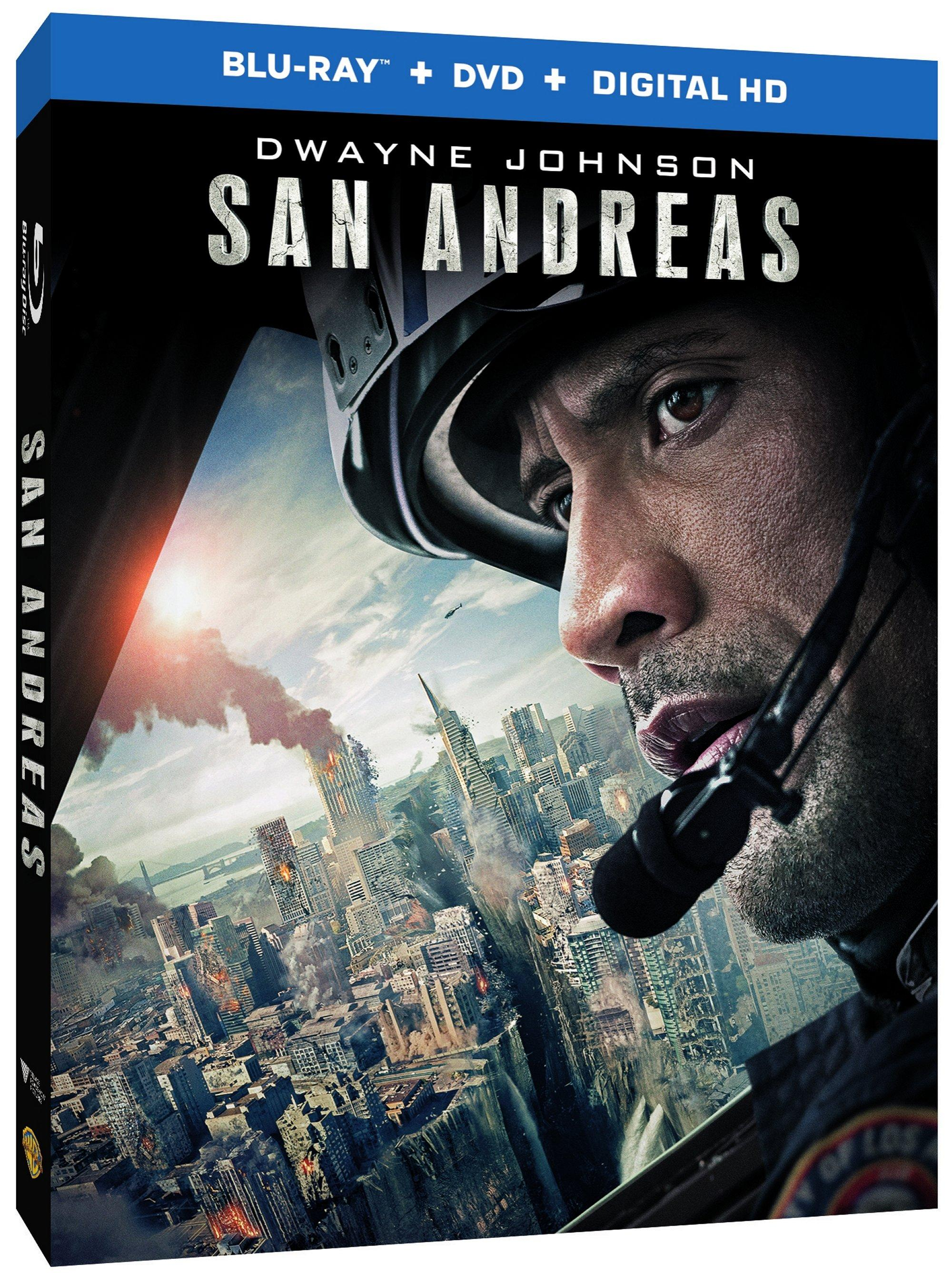 San Andreas 2015 BluRay 720p 880MB Dual Audio ( Hindi – English ) ESubs MKV