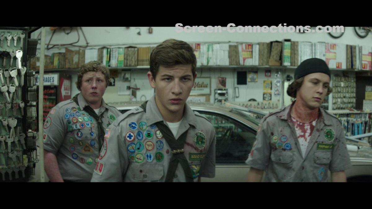 Scouts Guide to the Zombie Apocalypse (2015) - Scouts ...