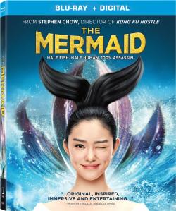 The.Mermaid.2016-Blu-ray.Cover