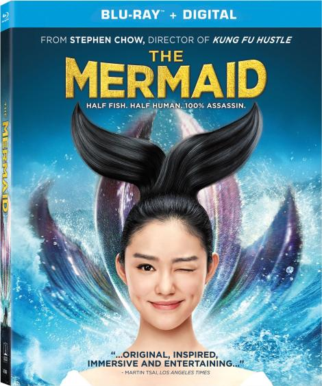 The.Mermaid-Blu-ray.Cover