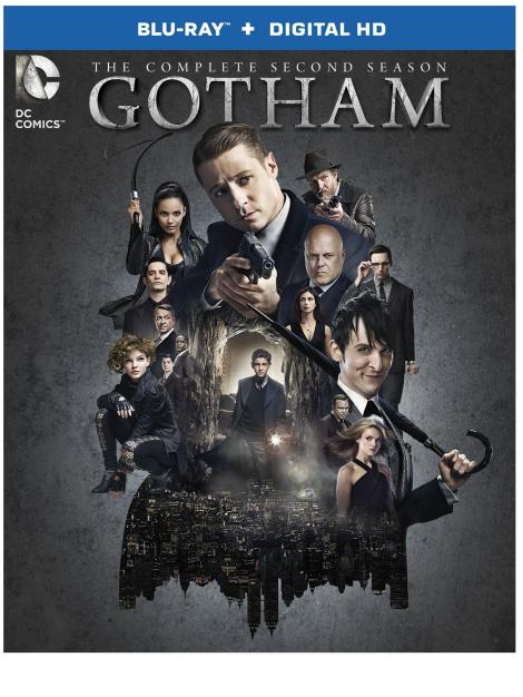 Gotham.Season.2-Blu-ray.Cover