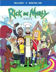Rick.And.Morty.Season.2-Blu-ray.Cover