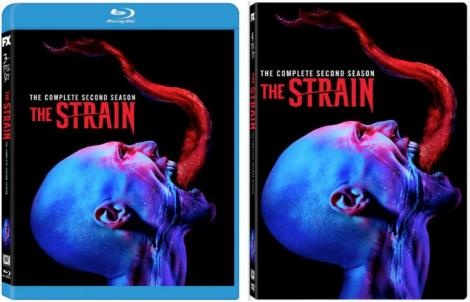 The.Strain.Season.2-Blu-ray.And.DVD.Covers