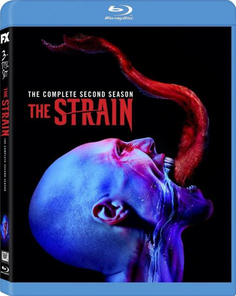 The.Strain.Season.2-Blu-ray.Cover