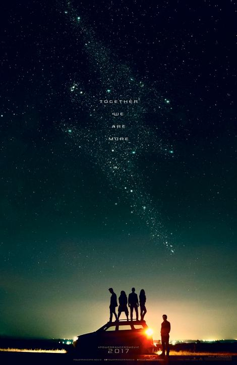 Power.Rangers.2017-Teaser.Poster