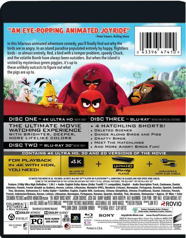 angry bird subtitle eng