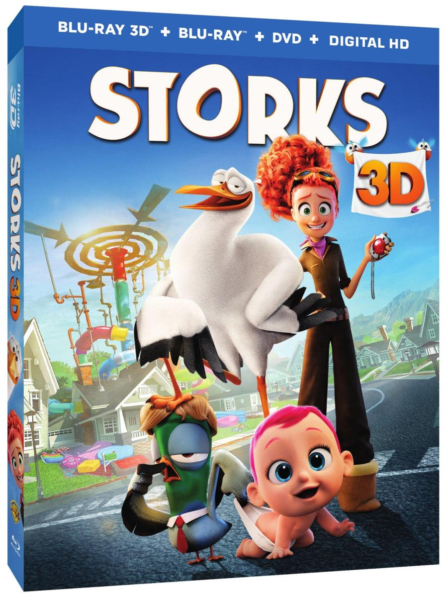 storks own it on 4k ultra hd 3d blu ray blu ray dvd december 20 or own it early on. Black Bedroom Furniture Sets. Home Design Ideas