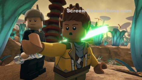 Blu-Ray Review] 'Lego Star Wars: The Freemaker Adventures: Complete ...