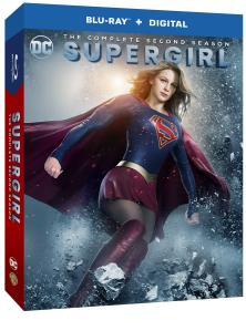 Supergirl: The Complete Second Season'