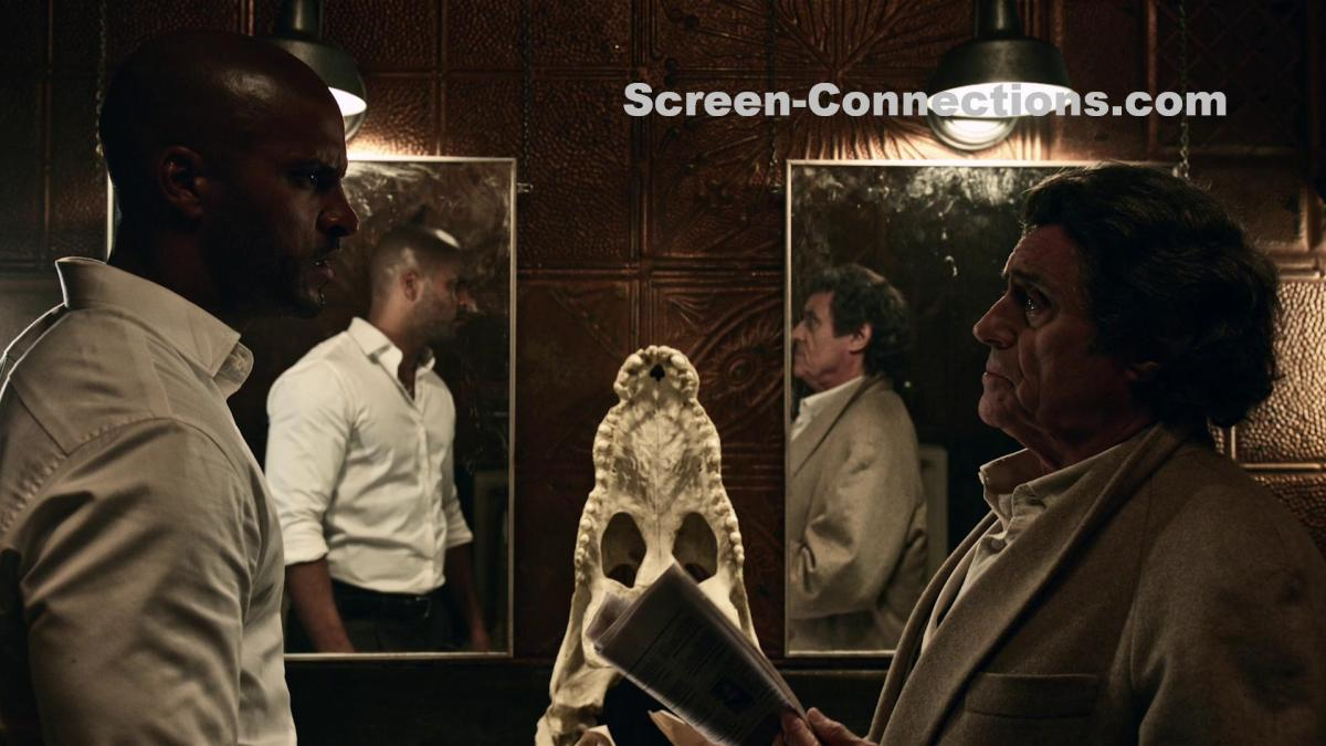 Blu Ray Review American Gods Season One Now Available On Blu Ray Dvd Digital From Starz
