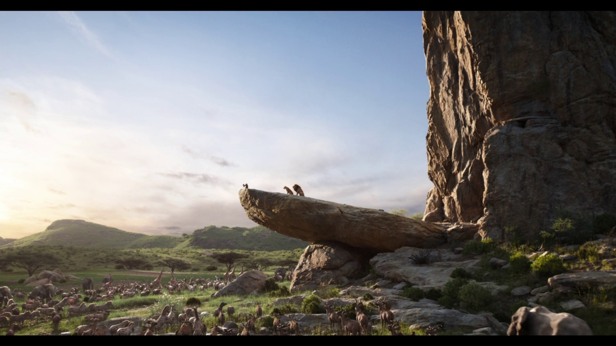 The First Trailer Poster For Disney S Live Action The Lion King