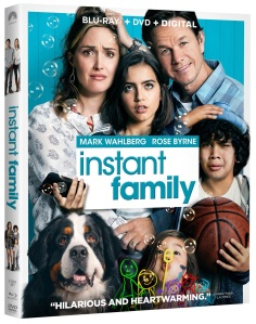 GIVEAWAY] Win 'Instant Family' On Blu-ray Combo Pack: Available On
