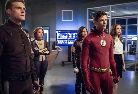The CW Grants Renewals To 10 Series Including 'The Flash