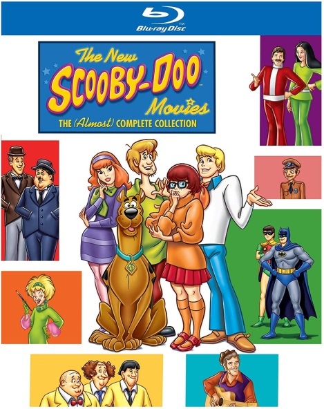 The New Scooby-Doo Movies' Celebrates Scooby's 50th