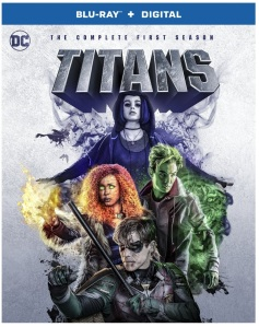 New Dvd Releases July 2019 Titans: The Complete First Season'; Arrives On Blu ray & DVD July