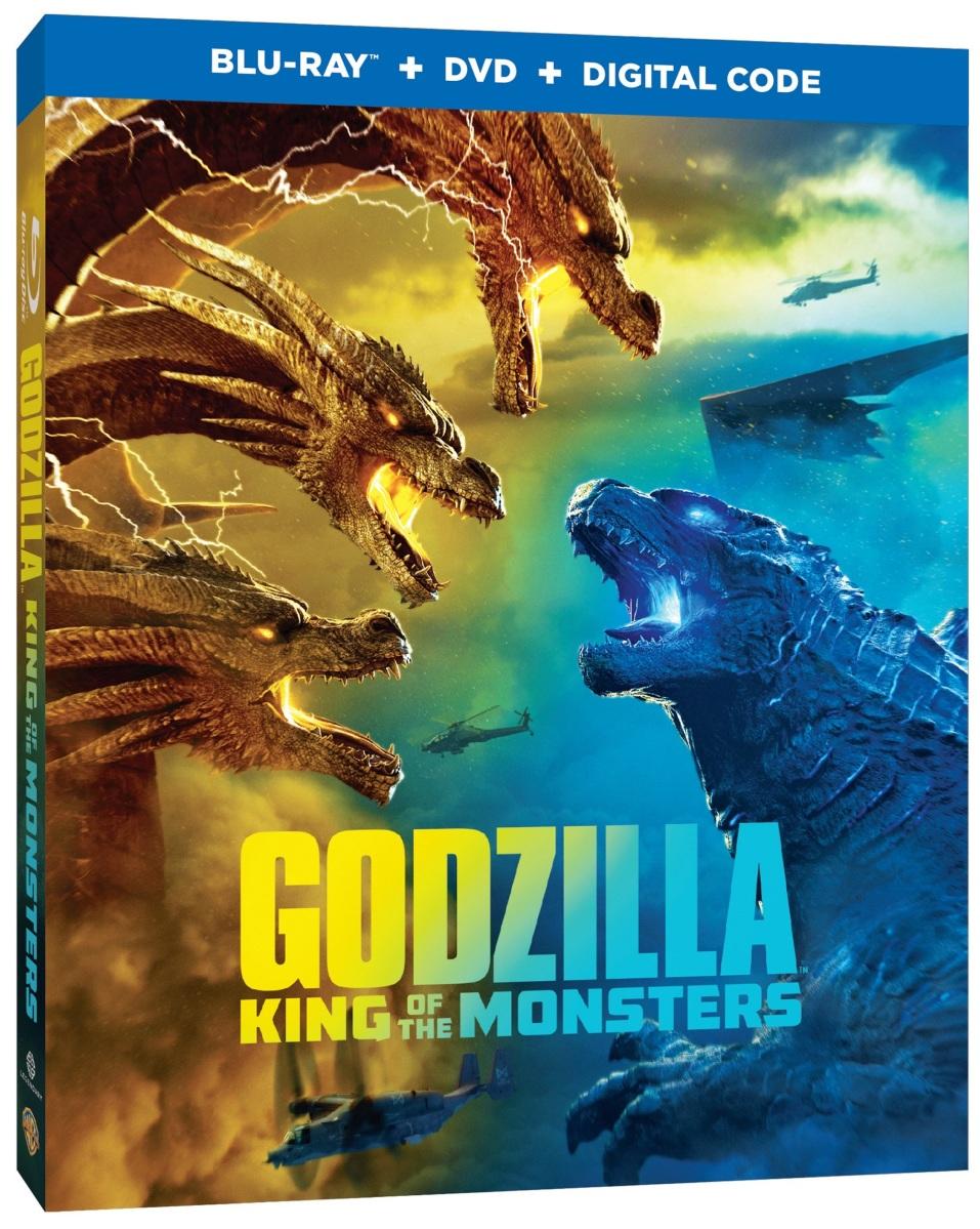 ผลการค้นหารูปภาพสำหรับ Godzilla: King of the Monsters (2019) bluray